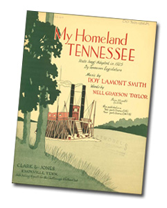 My Homeland Tennessee (003089-CPMSM)