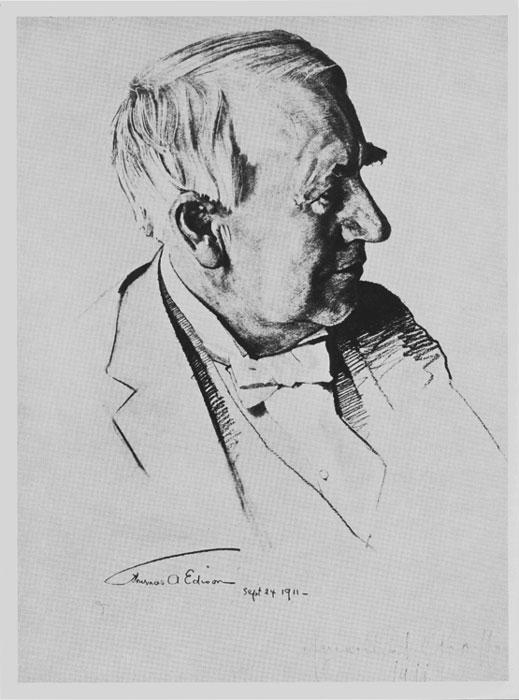 Thomas A. Edison (BIO-PR-00039)