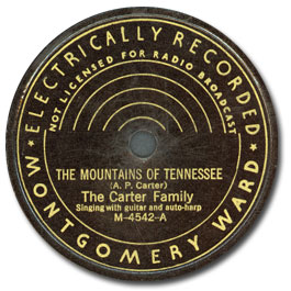 The Mountains of Tennessee (Montgomery Ward M-4542-A)