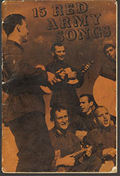 15 Red Army Songs (SP-040206)